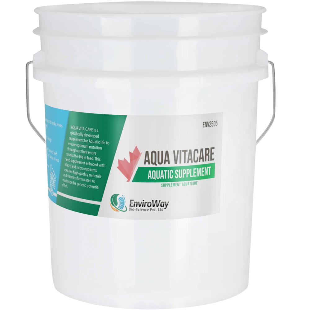 Aqua Vitacare - Aquatic Supplement