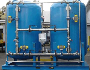 Softener - For Soft Water Generation
